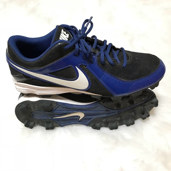 free shipping 420bb 8c574 Nike MVP Keystone Molded Low Softball Cleats. M 5b5519c603087c18012c3b25